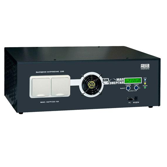 Инвертор МАП-Sin-Hybrid 15кВт (48В)