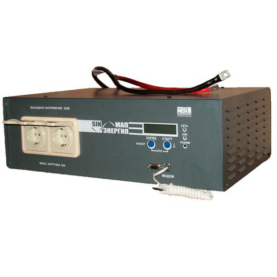 Инвертор МАП-Hybrid 3кВт (12В/24В/48В)