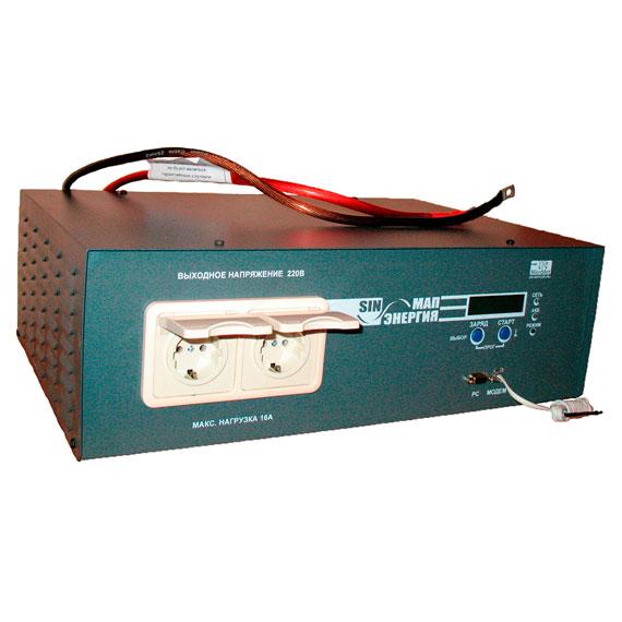 Инвертор МАП-Sin-Hybrid 6кВт (24В/48В)