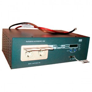 Инвертор МАП-Sin-Pro 6кВт (24В/48В)