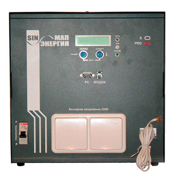 Инвертор МАП-Sin-Pro 9кВт (48В)