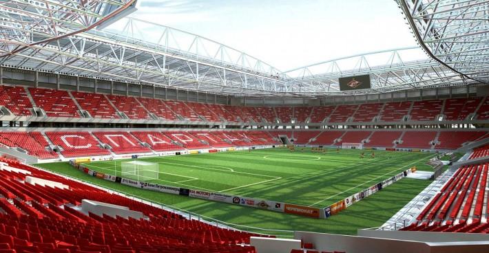 Бесперебойную работу стадиона СПАРТАК обеспечили аккумуляторы DELTA
