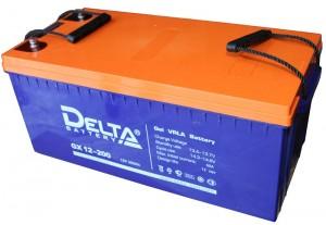 Аккумулятор DELTA (Дельта) GX 12-200