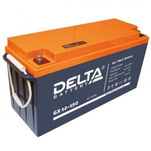Аккумулятор DELTA GX 12-150