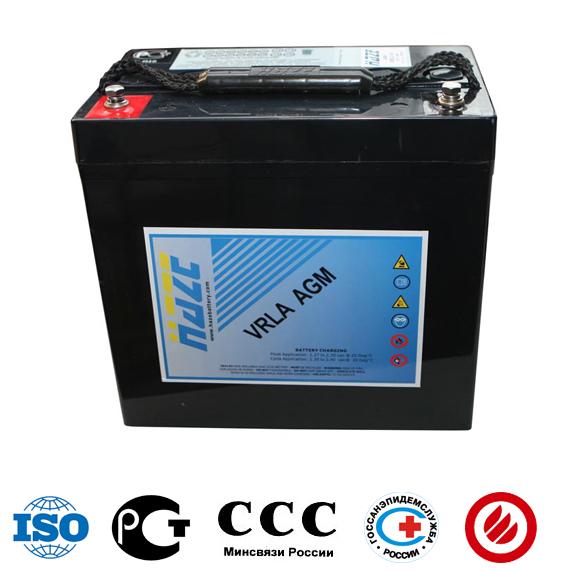 Аккумулятор HAZE HZB 12-100