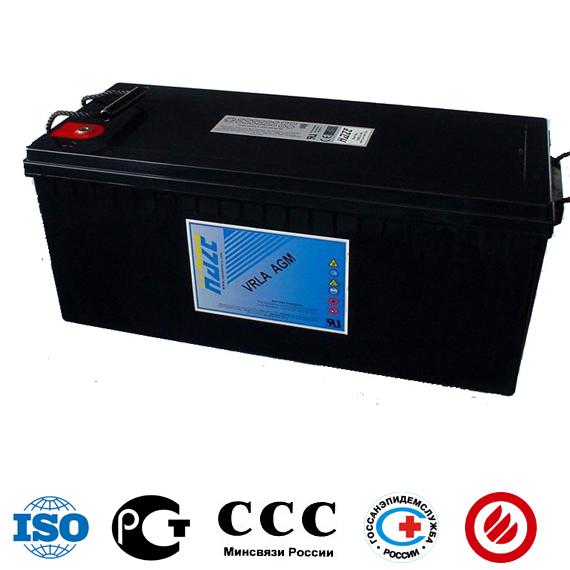 Аккумулятор HAZE HZB 12-200