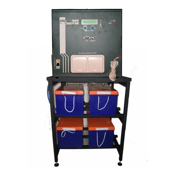 Автономная система резервного питания (ИБП) 9 кВт (220 В)