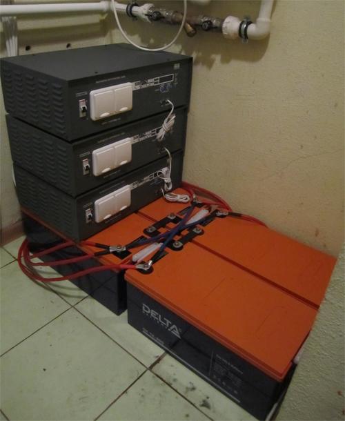 3-х фазный ИБП 9кВт (Подмосковье)